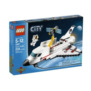 Lego Space Shuttle 3367 at great prices here