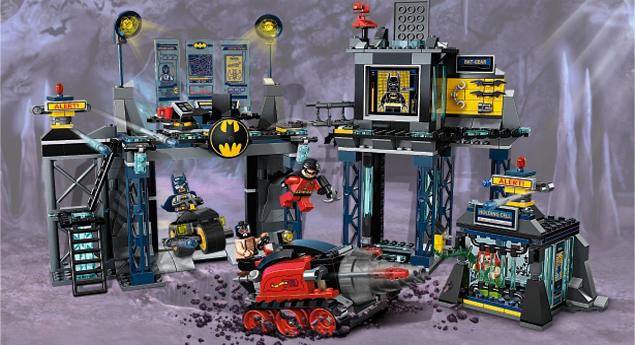 Lego 6860 Bat Cave
