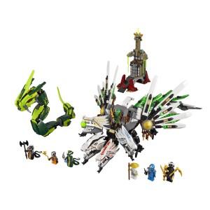 Lego Ninjago 9450 Set