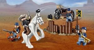 Lego lone ranger sets 79106