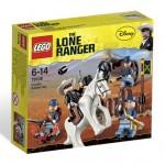 Lego Lone Ranger Sets 79106 box