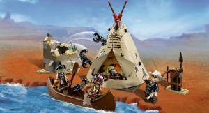 Lego Lone Ranger Sets 79107
