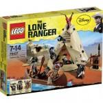 Lego lone ranger sets 79107 box