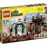 Lego lone ranger sets 79109 box