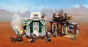 Lego lone ranger sets 79109