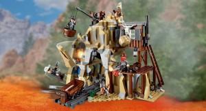 Lego lone ranger sets 79110