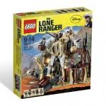 Lego lone ranger sets 79110 box