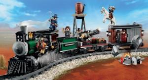 Lego Lone Ranger Sets 79111