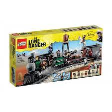 lone ranger sets - 79111 box