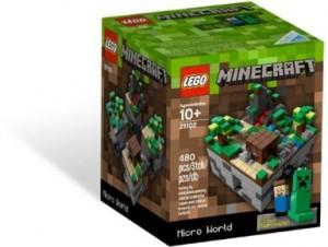 Lego Minecraft 21102